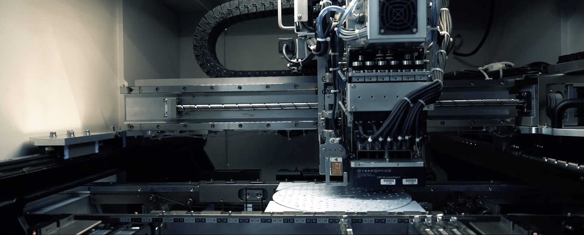 Production of quality LED luminaires