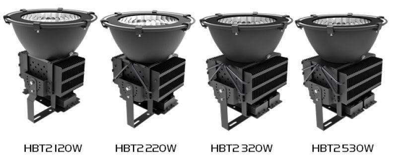 priemyselne svietidlo HBT2