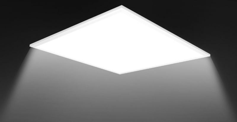 panelove svietidlo
