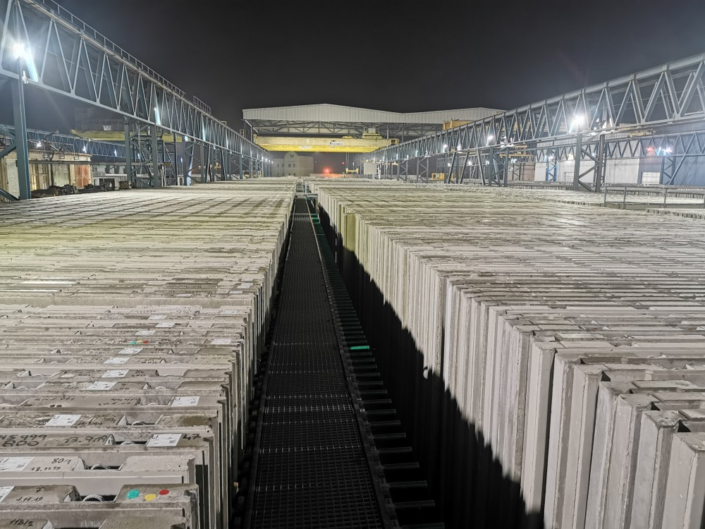 led priemyselne svietidla vonkajsie priestory